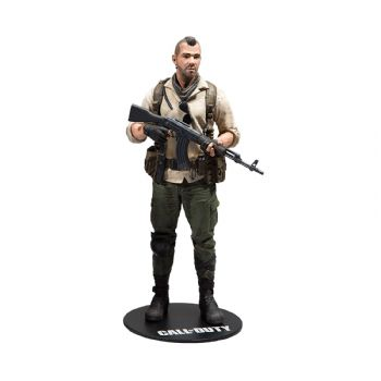 "Call Of Duty Soap 7"" Action Figure"